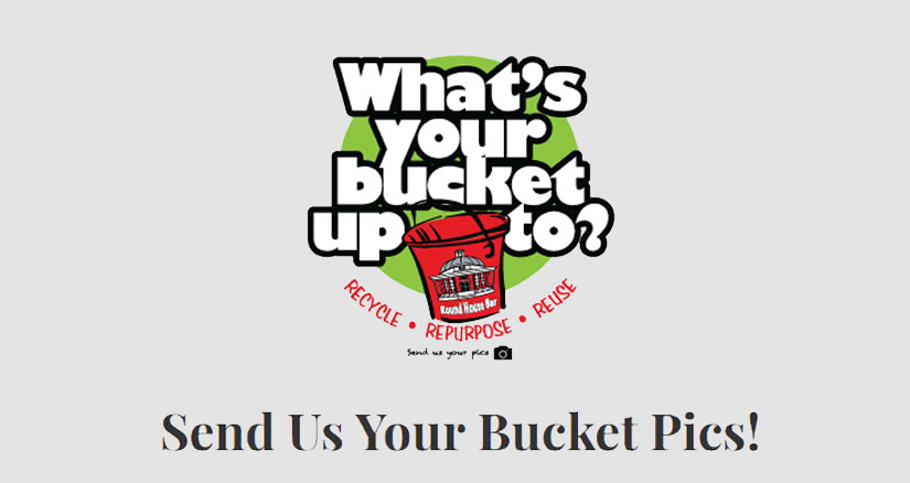 Send us your bucket pics